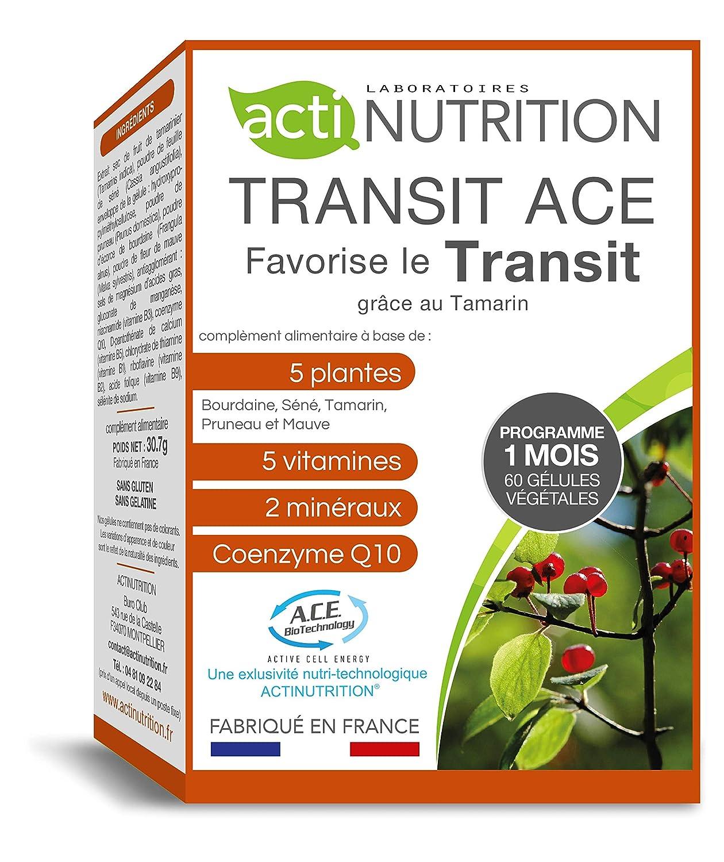 ACTInutrition - Tránsito A.C.E. - ciruela / tamarindo: Amazon.es: Salud y cuidado personal