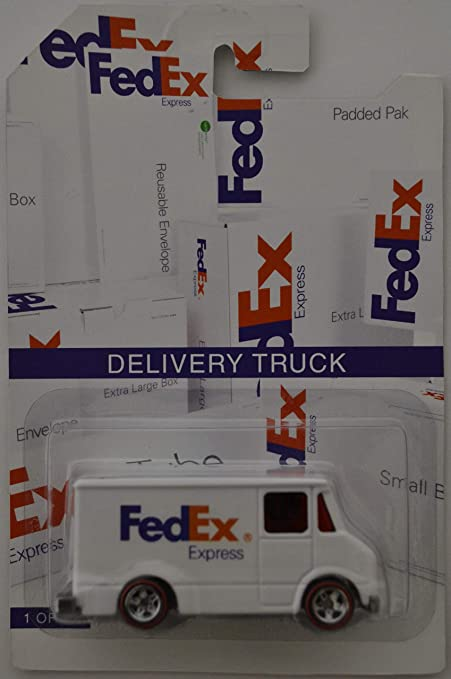 Fedex  1//24 scale decals for die cast and model cars