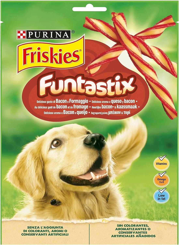 Purina Friskies Funtastix golosinas y chuches para perros 6 x 175 ...