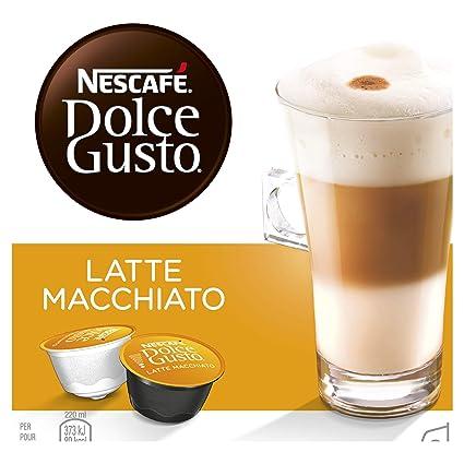 Amazon.com: Nescafe Dolce Gusto Caffe Americano 160 g ...