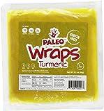 Paleo Wraps (Turmeric Wraps)