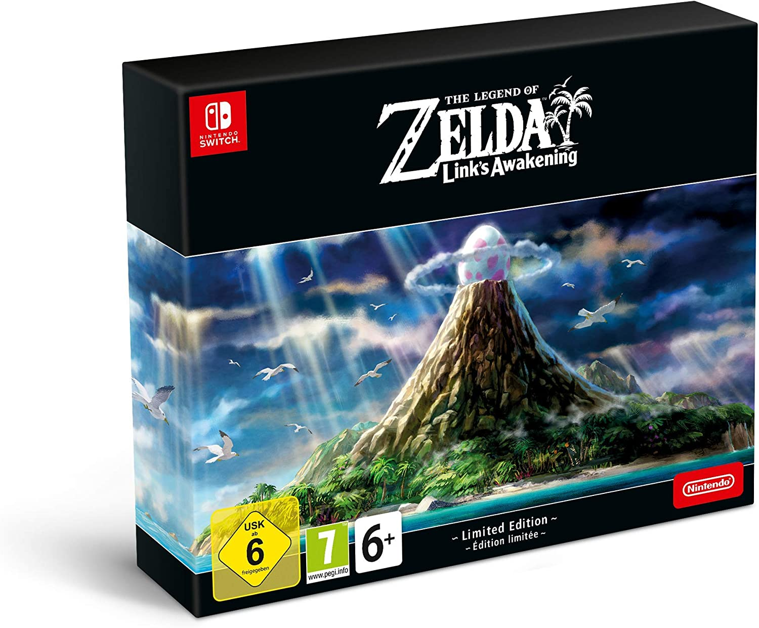 The Legend of Zelda: Links Awakening - Collector Edition ...