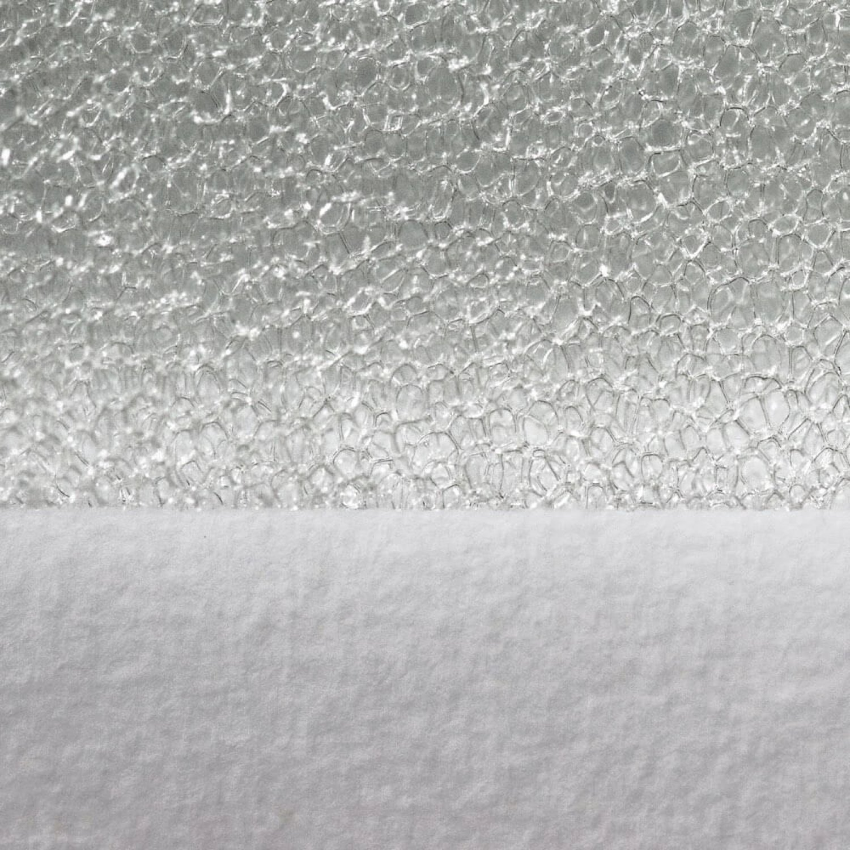 blanc 150//180/mm Velcro Rupes Bigfoot Pad de miroir avec polier Machine /à vernis Traitement polier /Éponge 1/pi/èce
