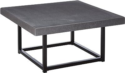 Amazoncom Ashley Furniture Signature Design Wesling Coffee Table - Ashley wesling coffee table