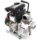 """LIFAN motopompe à essence pour eau 9m³/h 20m 1.4kW (1.9CV) 50mm (2"""") pompe de jardin"""