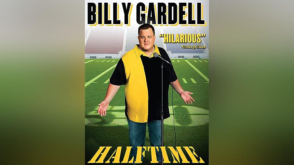 Billy Gardell: Halftime