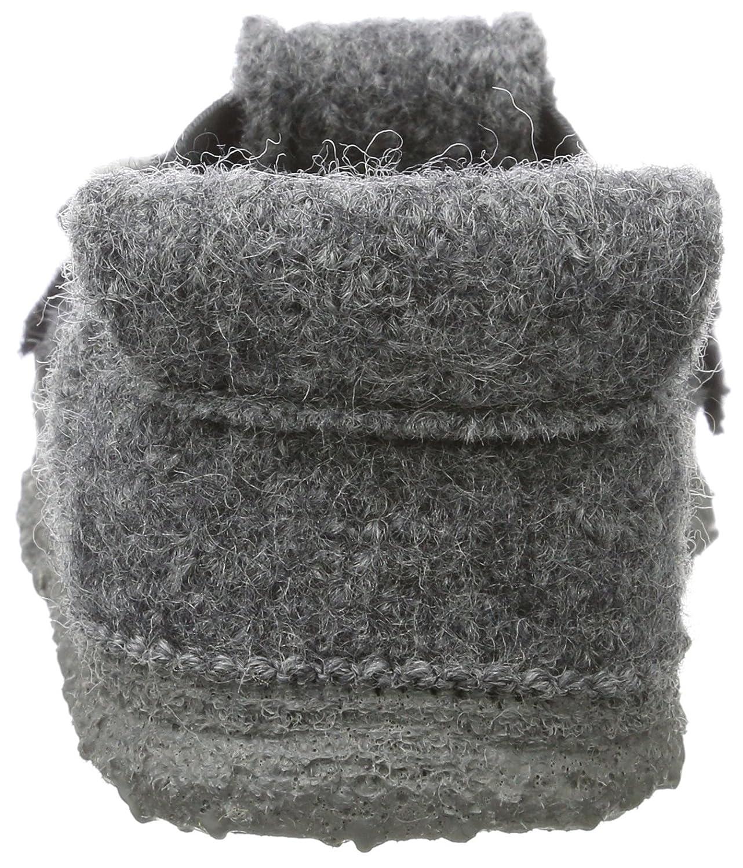 Nanga Racoon, Zapatillas de Estar por Casa Unisex Niños, Gris (Mittelgrau 64), 31 EU