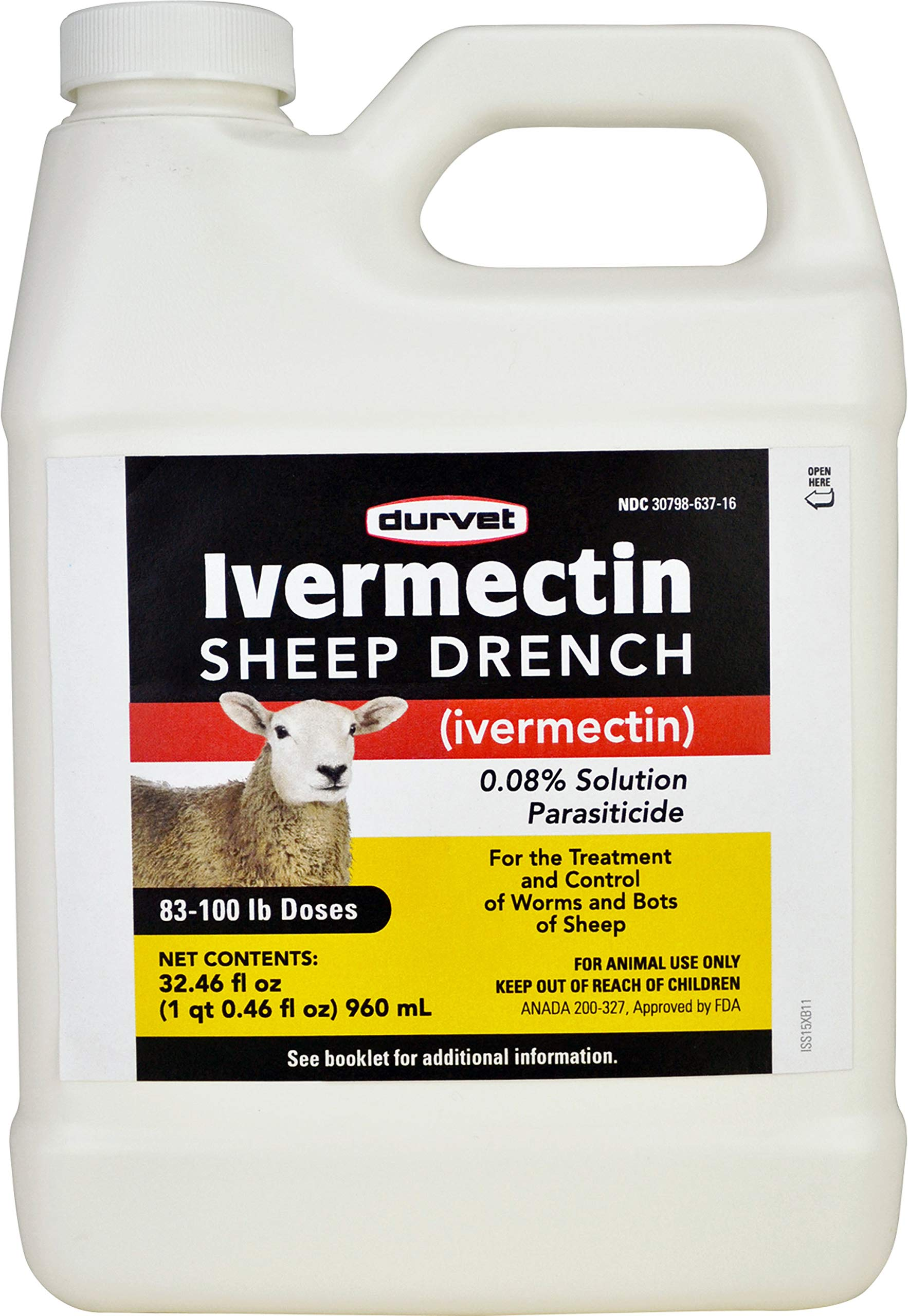 Durvet Ivermectin Sheep Drench by Durvet