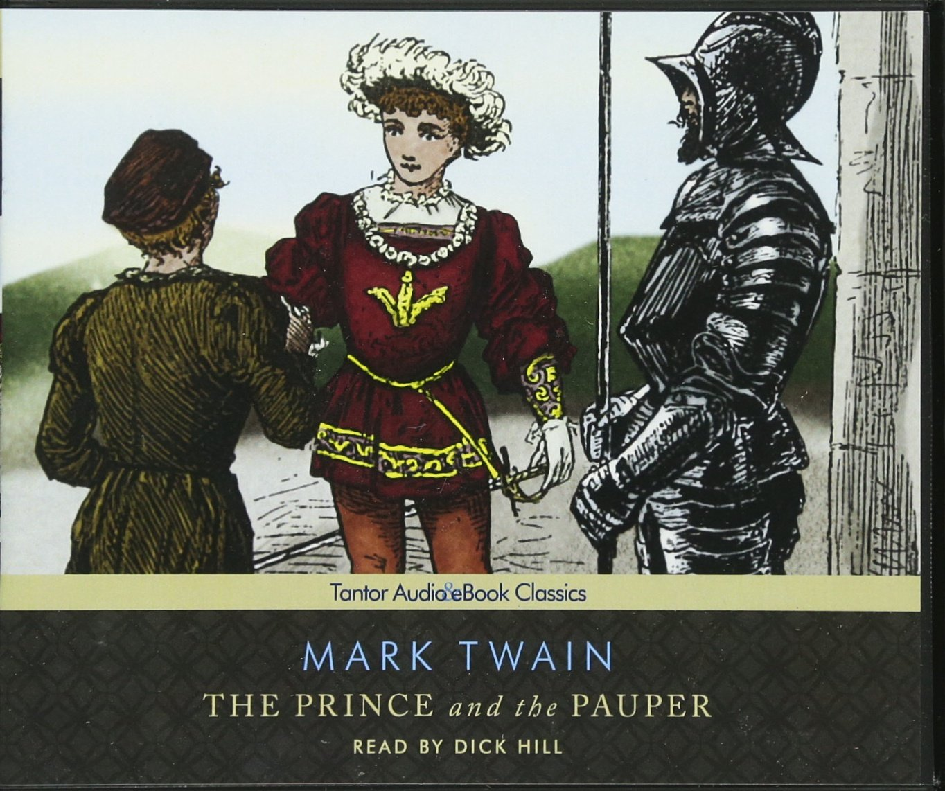 The Prince and the Pauper: Amazon.es: Mark Twain, Dick Hill ...