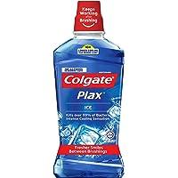 Colgate Plax Mouthwash, Ice, 1L