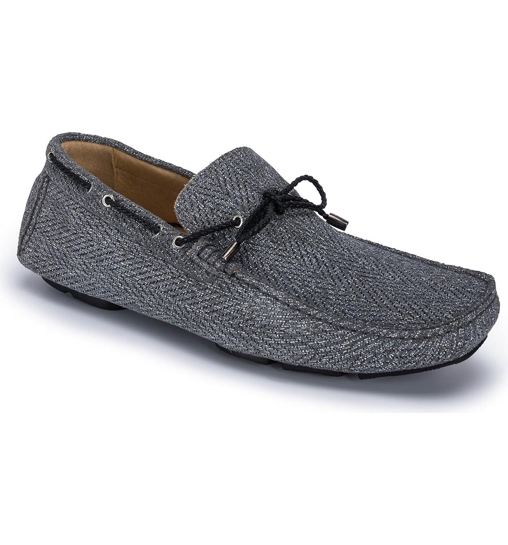 [ブガッチ] メンズ スニーカー Bugatchi Pompeii Driving Shoe (Men) [並行輸入品] B07F4618SY