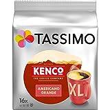 Tassimo Kenco 美式丝滑咖啡粉囊包(5包,共80颗)