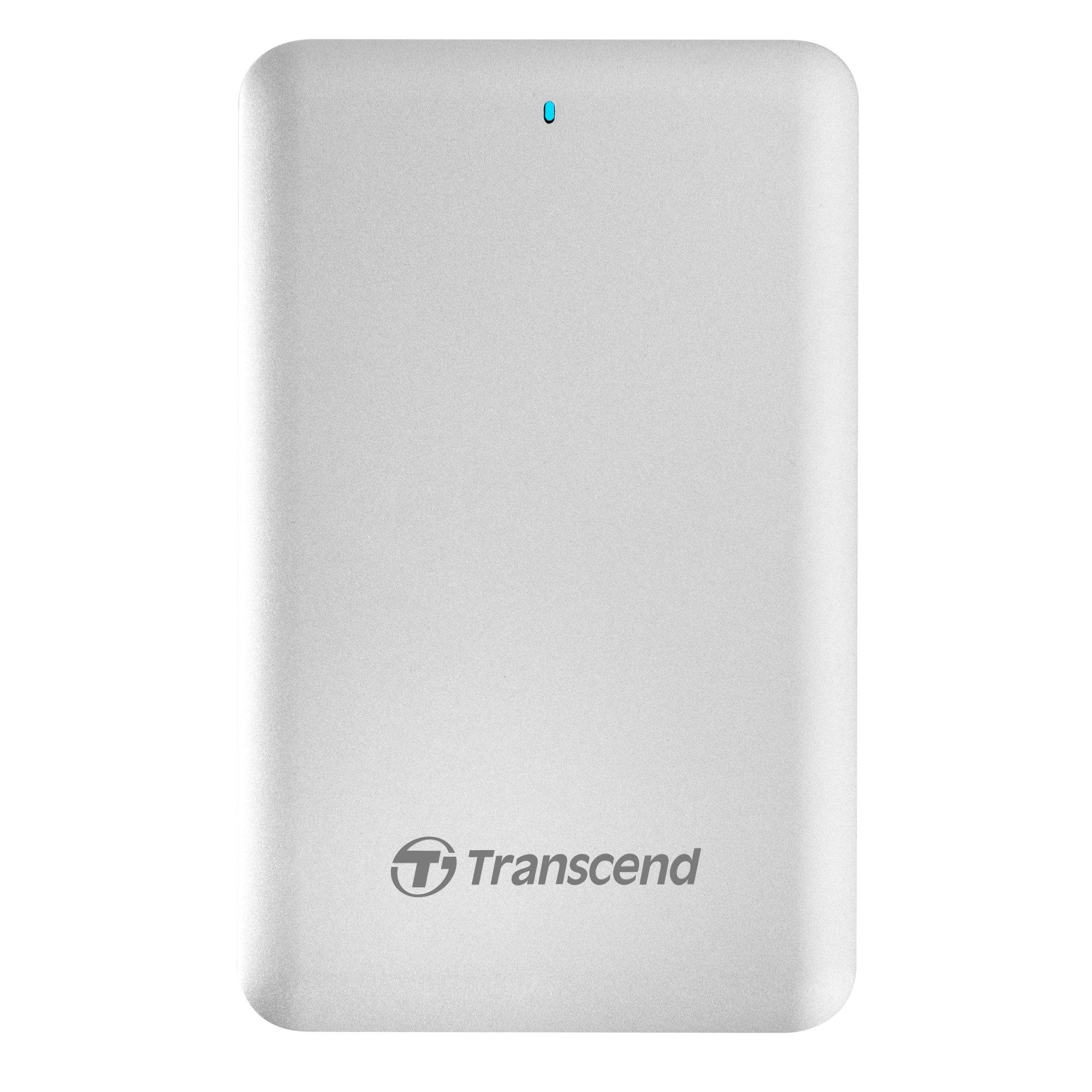 Transcend 2TB Thunderbolt USB 3.0 External Hard Drive for MAC (TS2TSJM300) by Transcend