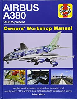 Boeing 707 manual haynes manuals charles kennedy 9781785211362 airbus a380 owners workshop manual 2005 to present fandeluxe Choice Image