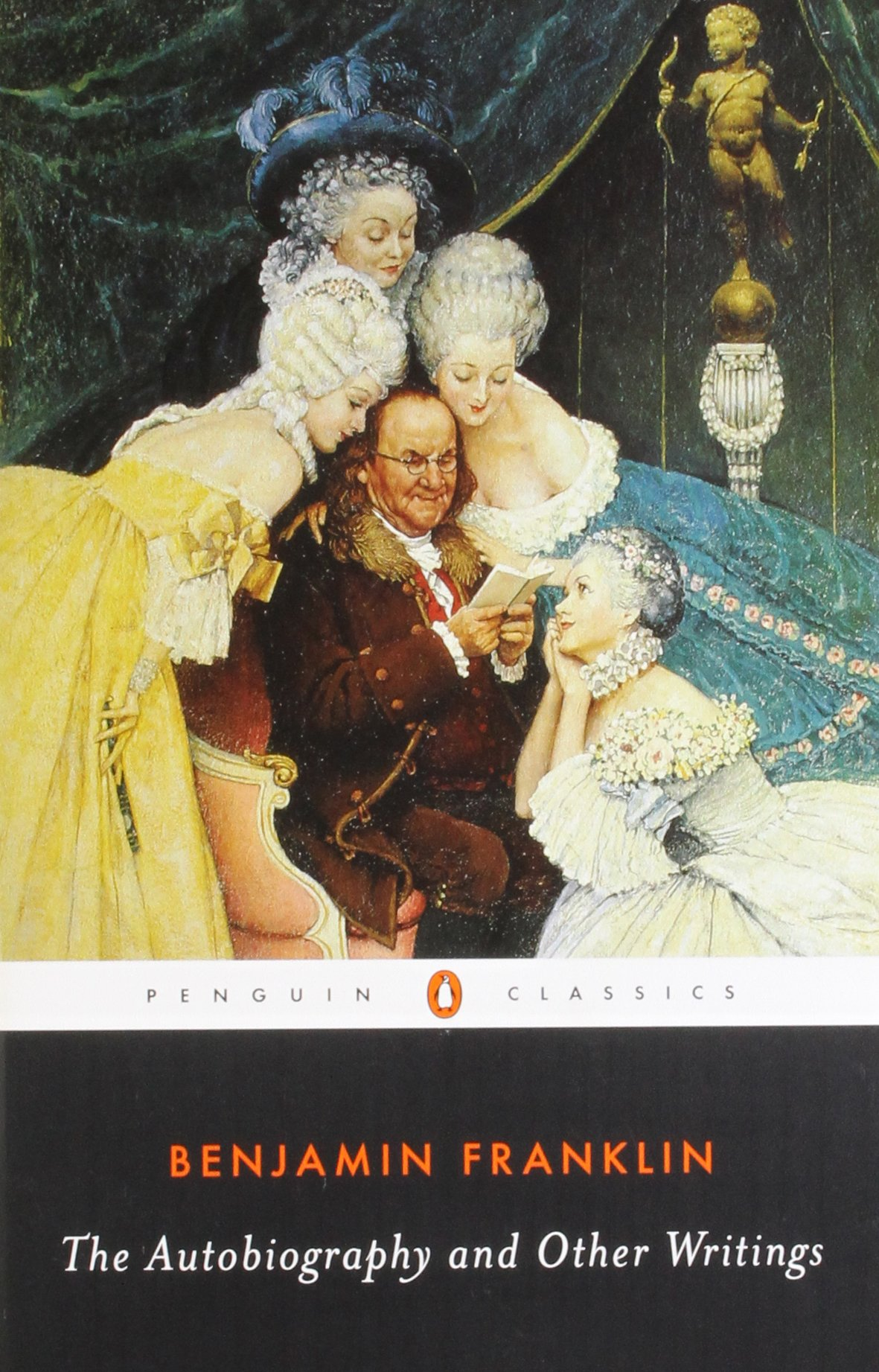 com the autobiography and other writings penguin classics com the autobiography and other writings penguin classics 9780142437605 benjamin franklin kenneth a silverman books