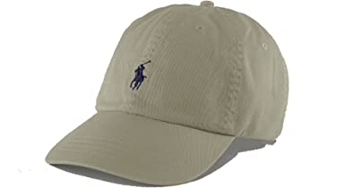 Ralph Lauren Polo Baseball Cap - Sand - One Size …: Amazon.es ...