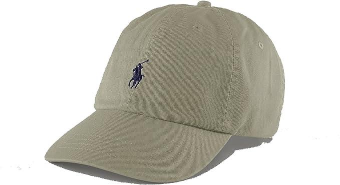 Ralph Lauren Polo Baseball Cap - Sand - One Size …: Amazon.es ...