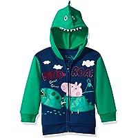 Peppa Pig Toddler Boys' George Pig Costume Hoodie