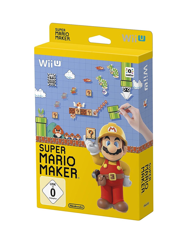 Super Mario Maker Wii U amazon