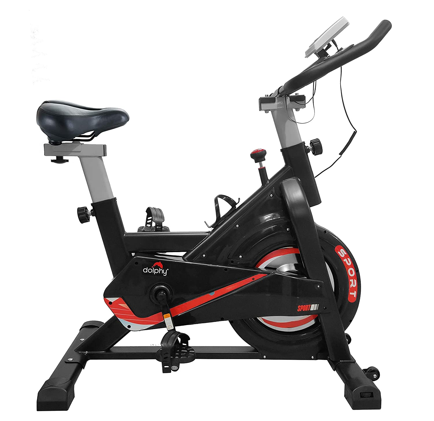 Dolphy Spinning Exercise Bike For Home
