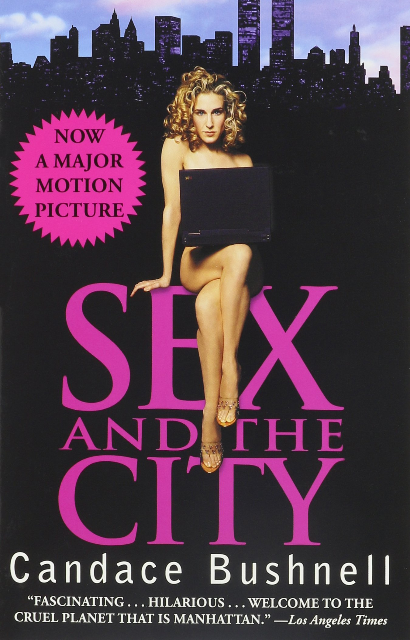 Sex and the city novel author