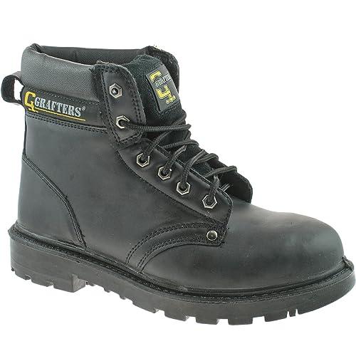 Grafters , Chaussures de sécurité pour homme