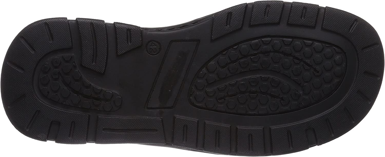 Comfortabel 620190, Sandales Homme Noir Noir
