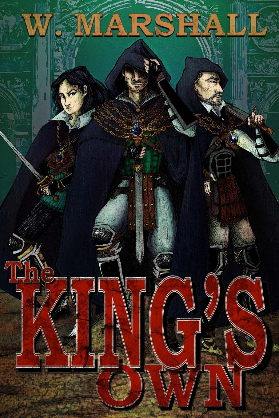 The King's Own (Volume 1) pdf