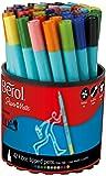 Berol S0376490 - Rotuladores de colores (42 unidades), colores surtidos
