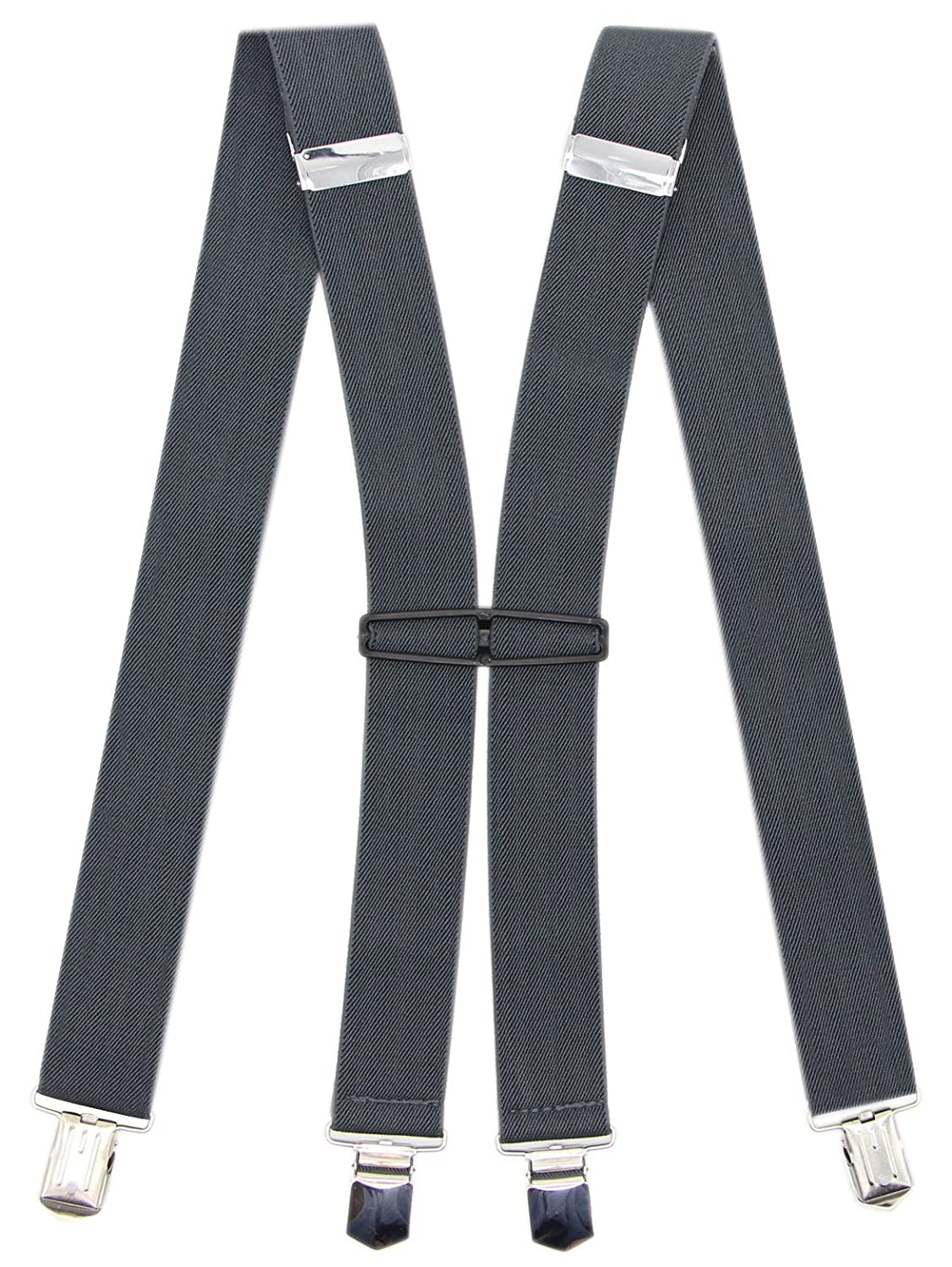 Suspenders For Men With 4 Clips 11 Colors For Formal And Casual Occasions