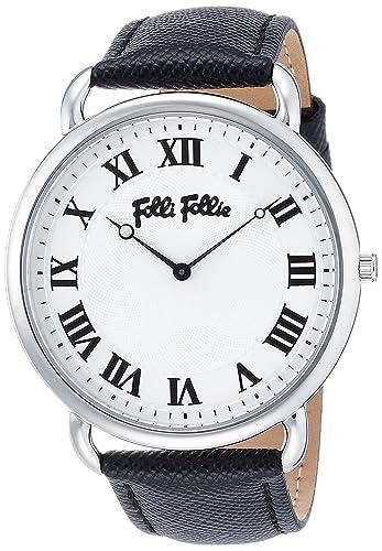 FolliFollie WF16T014SPS-BK - Reloj de pulsera para mujer: Amazon.es: Relojes