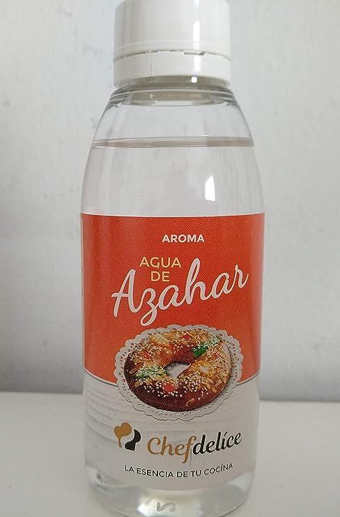 CHEFDELICE AGUA DE AZAHAR 100 ML