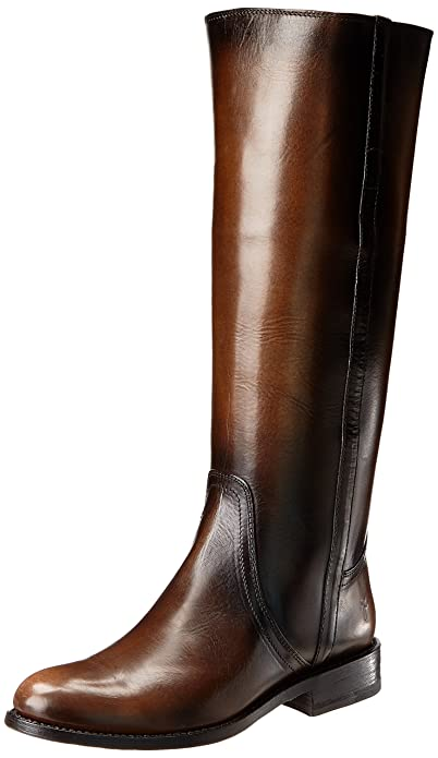 Amazon.com | FRYE Women's Jayden Pull-On Riding Boot, Fawn, 6 M US ...