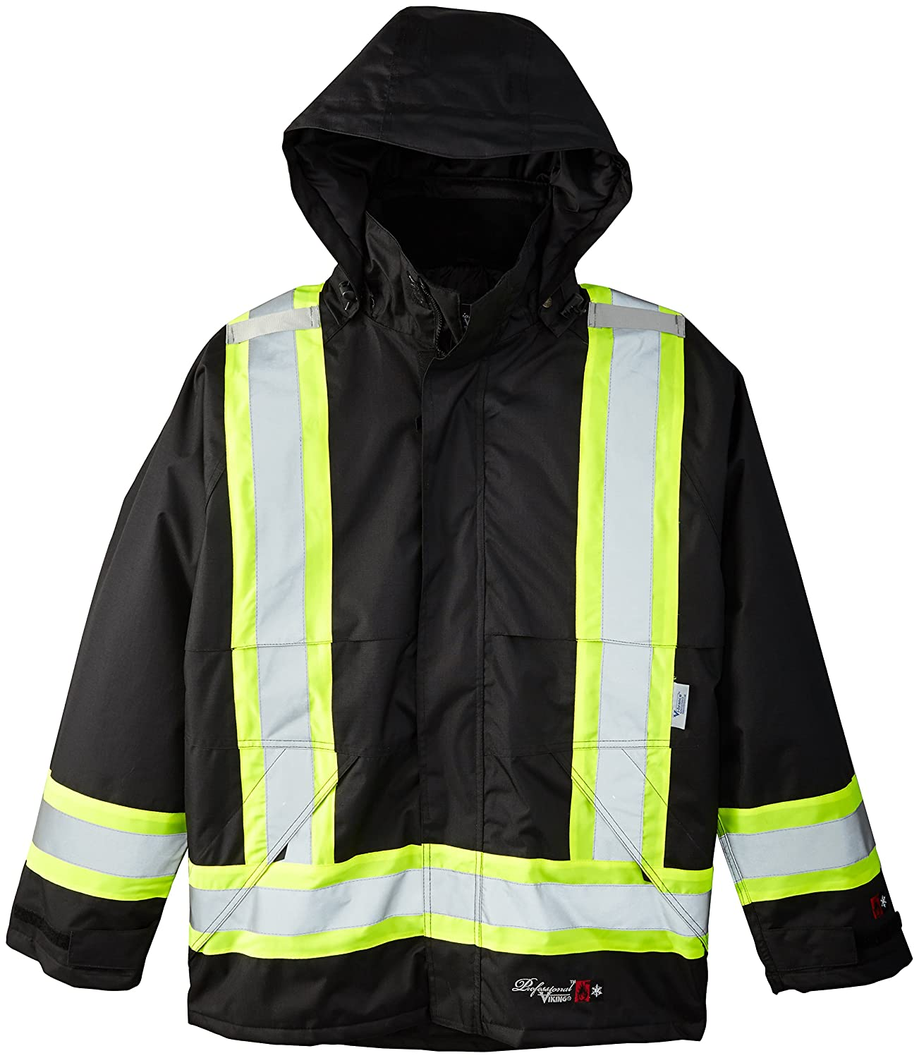 Viking Professional Insulated Journeyman FR Waterproof Flame Resistant Jacket 3907FRWJ