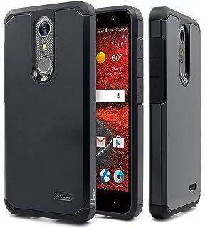 outlet store 37970 d6d34 Amazon.com: ZTE Blade Spark Case, ZTE Grand X 4 Case, Harryshell(TM ...