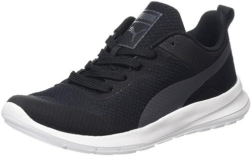 Puma Trax, Unisex Adults Trainers, Black Black 02, 3 UK (35.5 EU