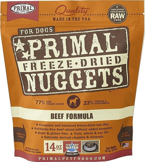 Amazon.com: Primal Freeze Dried Pet Foods: Kitchen & Dining