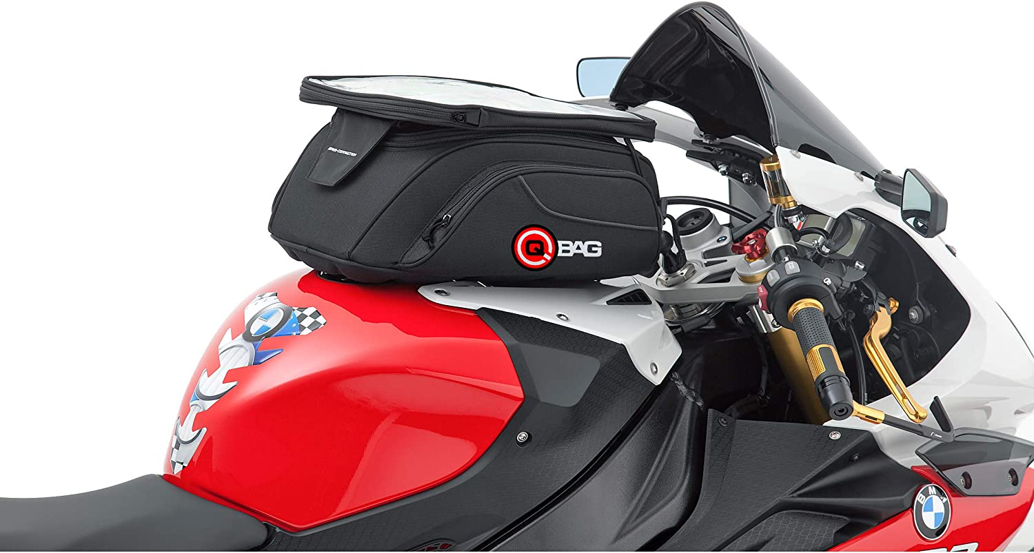 Qbag Quick Lock Tank Bag Flat Base Adapter Not Included Auto