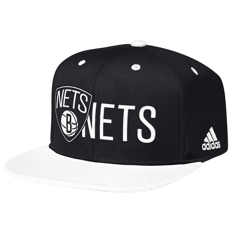 Amazon.com   NBA Brooklyn Nets Men s Team Nation Snapback Hat 84914fba123