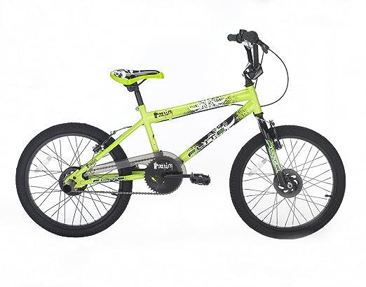 """88 opinioni per Flite Panic, Bicicletta BMX, 20"""", colore: Verde"""