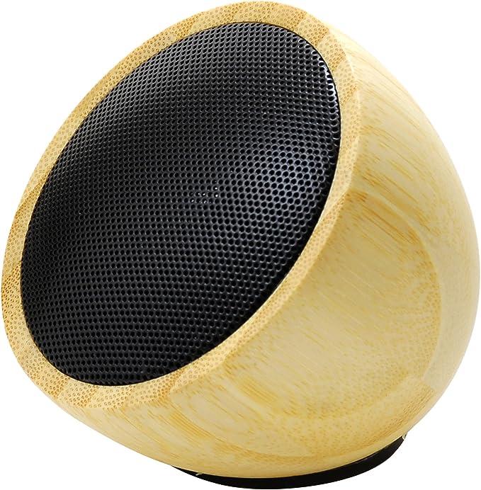 Magic Clouds 11179 Holz Bluetooth Lautsprecher Audio Hifi