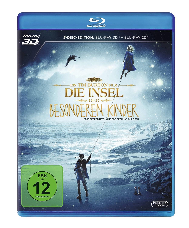 Die Insel der besonderen Kinder [3D Blu-ray]: Amazon.de: Eva Green ...