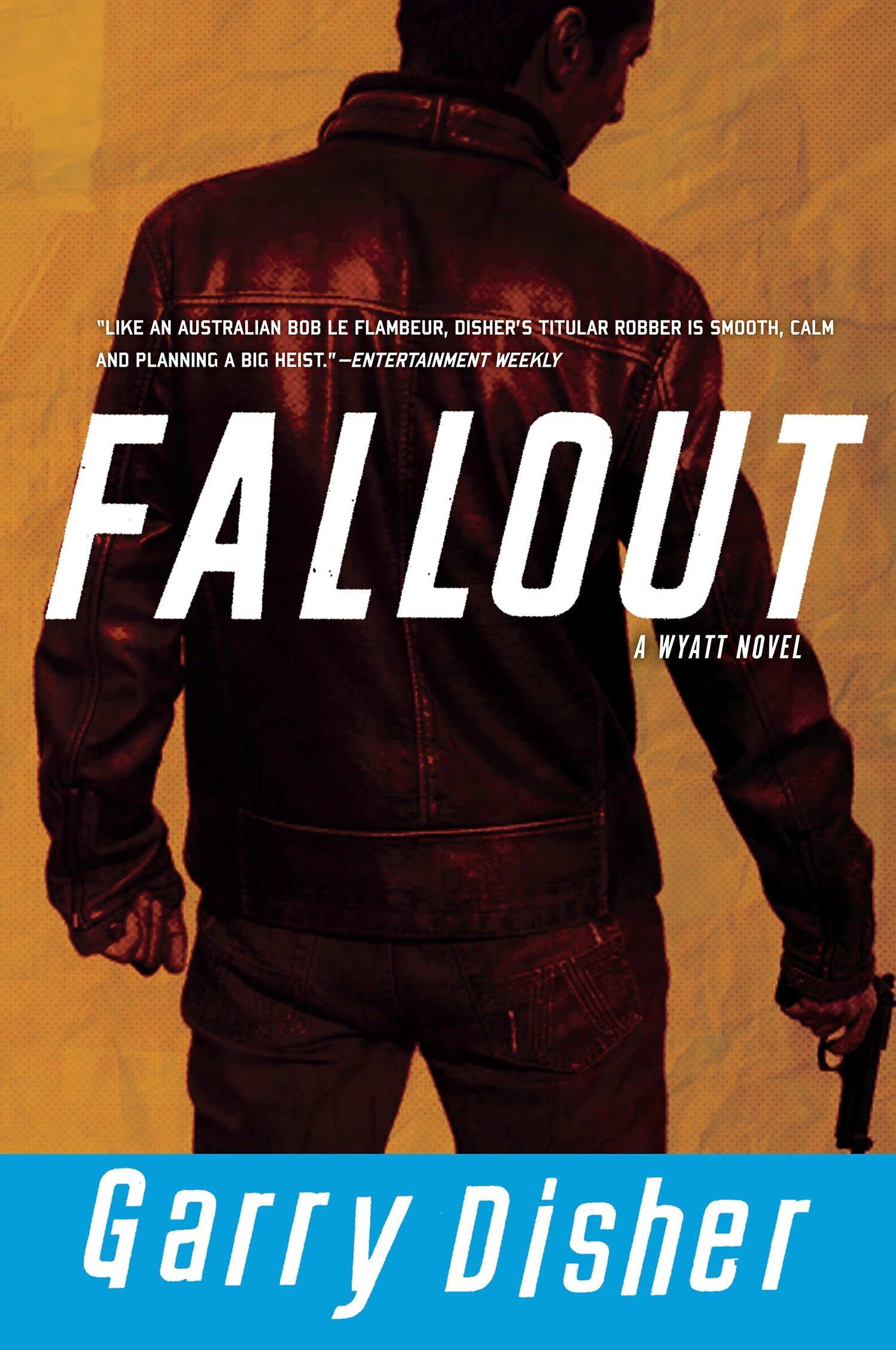 Read Online Fallout (A Wyatt Novel) pdf epub