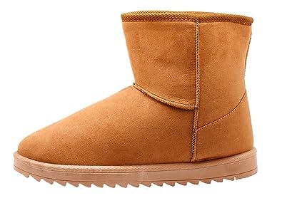 Rapidoshop Boots Fourrées Femme 2 Bottes Entièrement A11 I6bvY7fgy