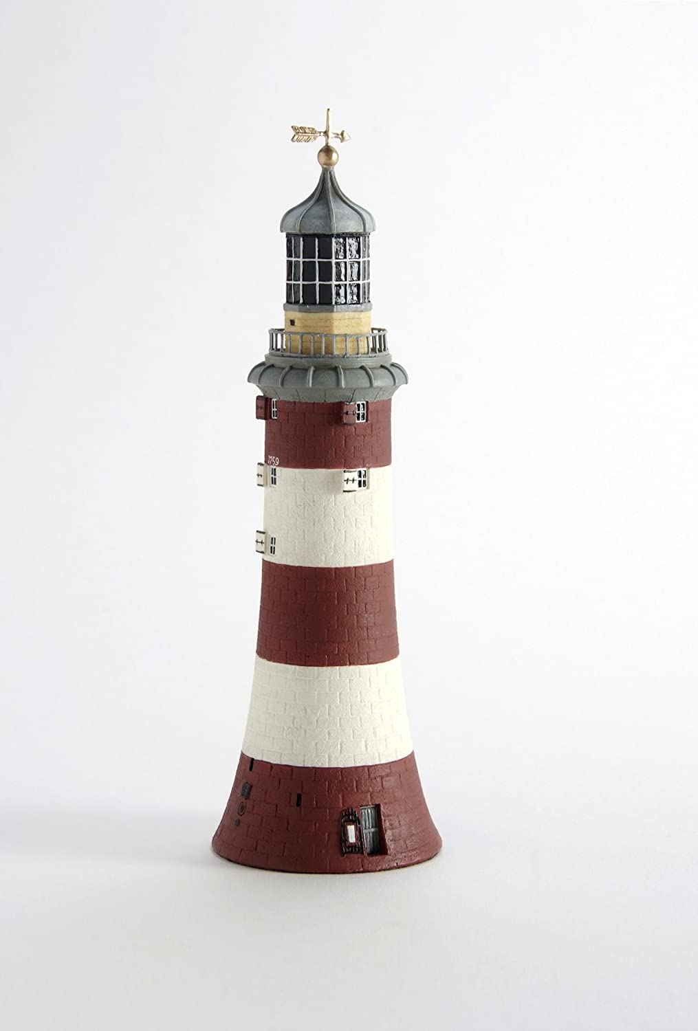Little Dart ~ Trinity Lighthouse/Light House Model ~ SMEATON'S TOWER ~ Devon