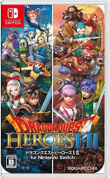 Dragon Quest Heroes I & II - Standard Edition [Switch][Importación ...