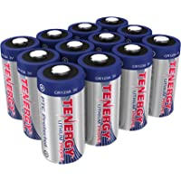 Deals on 12-Pack Tenergy Propel 3V CR123A Lithium Battery