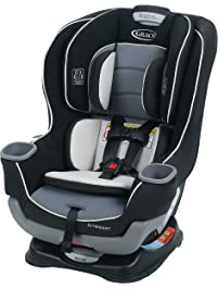 Graco Extend2Fit Convertible Car Seat, Gotham