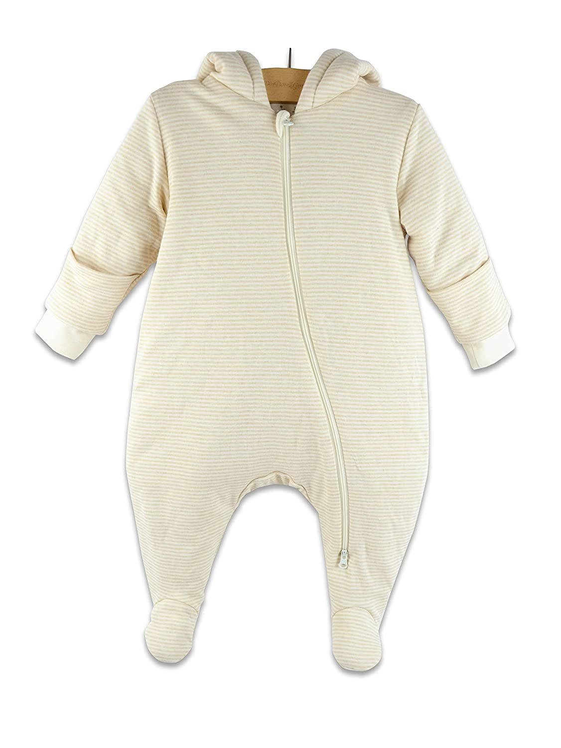 8a17ed888546 Amazon.com  Dordor   Gorgor Unisex Baby Fleece Pajamas Sleeper ...