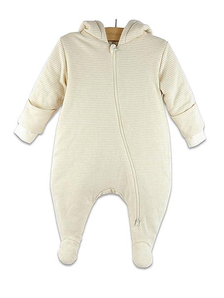 094ece072 Amazon.com  Dordor   Gorgor Unisex Baby Fleece Pajamas Sleeper ...
